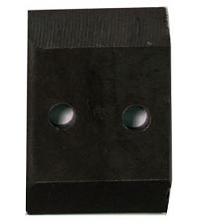 Нож двухсторонний для почвы IRON MOLE 100 мм