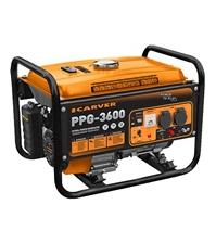 Бензиновый электрогенератор CARVER PPG-3600