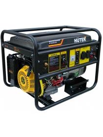 Газобензиновый электрогенератор HUTER DY6500LXG
