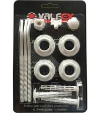 Комплект для монтажа радиаторов VALFEX 1/2'' (3 кронштейна)