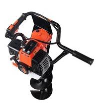 Мотобур PATRIOT AE50 + шнек для почвы 150х760 мм