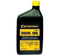 Масло CHAMPION 10W-40 для дизельных двигателей (1 л)