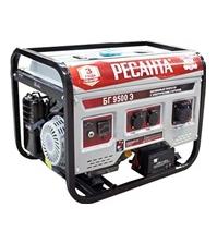 Бензиновый электрогенератор РЕСАНТА БГ 9500 Э