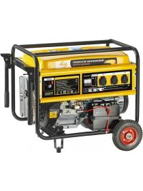 Бензиновый электрогенератор DENZEL GE7900E