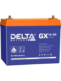 Аккумуляторная батарея DELTA GX 12-60