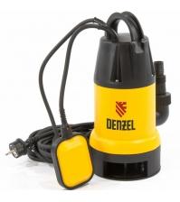 Насос дренажный DENZEL DP900