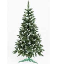 Ель искусственная «ЛИДИЯ» (зелёная с инеем, 180 см)