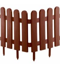 Декоративное ограждение «Классика» (0,29 × 2,24 м, терракотовый)