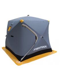 Палатка для зимней рыбалки FISHTOOL FishHouse 3TF