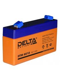 Аккумуляторная батарея DELTA DTM 6012