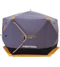 Палатка для зимней рыбалки FISHTOOL GexaHouse 6T