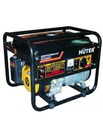Бензиновый электрогенератор HUTER DY4000LX