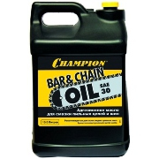 Масло CHAMPION для смазки цепи и шины (10 л)