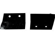 Ножи для почвы CHAMPION 250 мм (комплект 2 шт.)