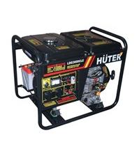 Дизельный электрогенератор HUTER LDG3600CLE