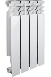Радиатор алюминиевый VALFEX Optima Alu 500/4