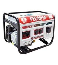 Бензиновый электрогенератор РЕСАНТА БГ 9500 Р