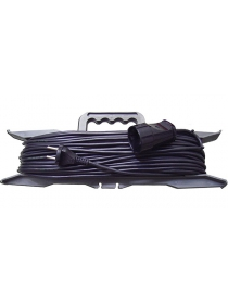Удлинитель силовой 15 м на рамке (2 × 0,75 мм²)