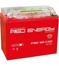 Аккумуляторная батарея RED ENERGY RE 12-09