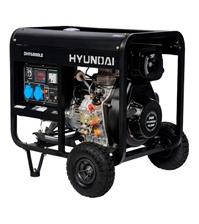 Дизельный электрогенератор HYUNDAI DHY 6000LE