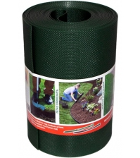 Бордюрная лента ПРОТЭКТ БЛ-30/10 (30 × 1000 см, хаки)
