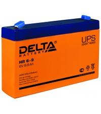 Аккумуляторная батарея DELTA HR 6-9