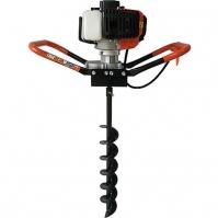 Мотобур для зимней рыбалки FORWARD FEA-52/2600 + шнек для льда 150х1000 мм