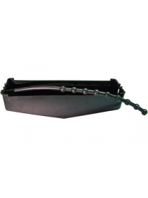 Кожух защитный FISHTOOL для шнековых ножей Barracuda 150 мм
