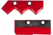Ножи для почвы DDE DK-150 (комплект 2 шт.)