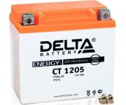 Аккумуляторная батарея DELTA CT 1205