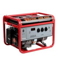 Бензиновый электрогенератор WESTER GNB4500