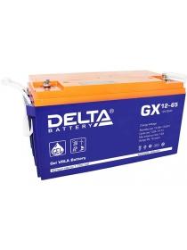 Аккумуляторная батарея DELTA GX 12-65