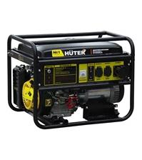 Бензиновый электрогенератор HUTER DY9500LX