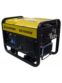 Дизельный электрогенератор CHAMPION DG 10E