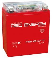 Аккумуляторная батарея RED ENERGY RE 12-07.1