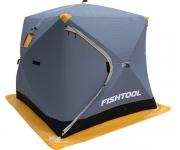 Палатка для зимней рыбалки FISHTOOL FishHouse 3T