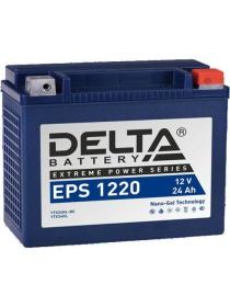 Аккумуляторная батарея DELTA EPS 1220