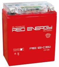 Аккумуляторная батарея RED ENERGY RE 12-05.1