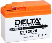 Аккумуляторная батарея DELTA CT 12026