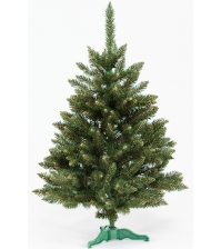 Ель искусственная «АНАСТАСИЯ» (зелёная, 130 см)