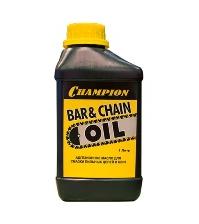 Масло CHAMPION для смазки цепи и шины (1 л)
