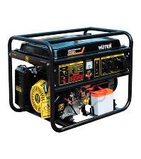 Бензиновый электрогенератор HUTER DY8000LX-3
