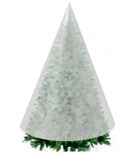 Конус для хвойных растений ПРОТЭКТ 100 × 120 см (плотность 60 г/м², белый)