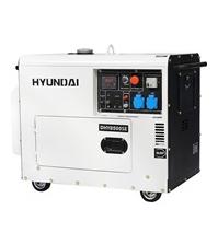 Дизельный электрогенератор HYUNDAI DHY 8500SE