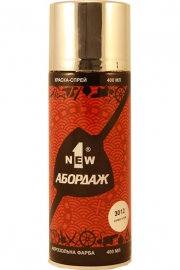 Краска-спрей 1NEW «ABORDAGE AB-3012» (супер хром)