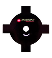 Нож GREENLINE к бензотриммерам 4 лопасти