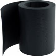 Бордюрная лента PALISAD 20 × 900 см (чёрная)