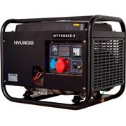 Бензиновый электрогенератор HYUNDAI HY 7000SE-3