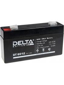 Аккумуляторная батарея DELTA DT 6012