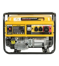 Бензиновый электрогенератор DENZEL GE8900